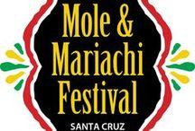 Mole and Mariachi Festival / Photos!