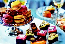 Desserts and cakes