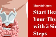 Thyroid Problems / Natural ways to treat thyroid conditions