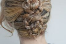 Hair / Hairstyles I like, or ones to try  / by Nika Vika