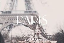~~Paris / France~~ / by Mary Rose