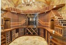 Wet-Bars and Wine Rooms / Indulge