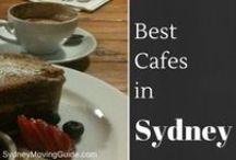 Sydney Cafes / Where to go in Sydney to get the best coffee you've ever had.