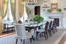 ~~Dining  Rooms~~ / by Mary Rose