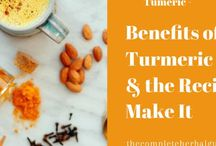 Tumeric - The Golden Spice / The Benefits and Usages of Tumeric