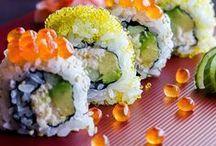 [ Fooding ] ✪ Homemade : Sushi