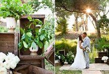 [ Caisse ] ✪ Mariage / Quand une simple caisse en bois devient le parfait accessoire de mariage : des fonctions variées, des décors de style, des lieux romantiques... A consommer sans modération !