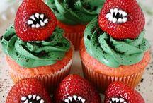 Mat, kaker, dessert mm