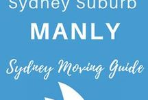MANLY | Sydney Suburb | Sydney Moving Guide / Manly Beach Sydney Australia, Manly Bars, Manly Restaurants, Manly Cafes, Manly Wharf, Shelly Beach, Fairy Pool