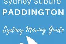 PADDINGTON | Sydney Suburb | Sydney Moving Guide
