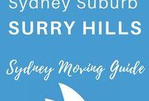 SURRY HILLS | Sydney Suburb | Sydney Moving Guide