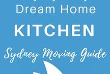 KITCHEN | My Sydney Dream House / Kitchen makeover, DIY kitchen renovation, modern kitchen designs, marble kitchen countertops, traditional kitchen designs, neutral kitchen accesories, minimalist kitchen decorations, smart storage solutions for a small kitchen