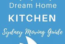 KITCHEN | My Sydney Dream House / Kitchen makeover, DIY kitchen renovation, modern kitchen designs, marble kitchen countertops, traditional kitchen designs, neutral kitchen accesories, minimalist kitchen decorations, smart storage solutions for a small kitchen