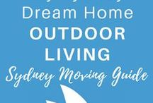 OUTDOOR LIVING | My Sydney Dream House / Outdoor living is a must in Sydney, outdoor living designs, modern outdoor living, cozy outdoor living, outdoor living decorations, patio outdoor living, stylish outdoor living spaces, garden patios, budget DIY renovations, backyard entertaining