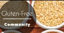 Gluten-Free Community Board / All things Gluten-Free! Pin your finds, and invite your friends! For an invite to pin on our community boards, send us an email: pinterest@thecompleteherbalguide.com #Gluten-Free