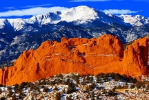 Captivating Colorado  / The geography of the state of Colorado is diverse, encompassing both rugged mountainous terrain, vast plains, desert lands, desert canyons, and mesas. A land that is beautiful and awe inspiring.