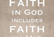 faith / by Jennifer Wild