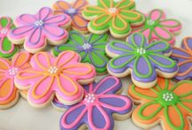 Hand Decorated Cookie Iedas / by Linda Browning
