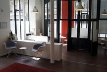 Bureaux parisiens / Parisian offices