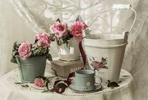 Vintage / Country / Farmhouse / Cottage / by Olka