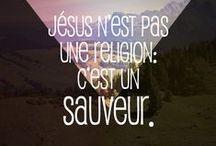 {Foi} Jésus, notre sauveur