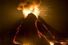 Earth/Volcanoes / by Mrs. Wilson