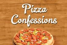 Pizza Confessions / Our obsession with #pizza explained in these funny #memes :) Grab a Family Finest pizza pak and get creative!