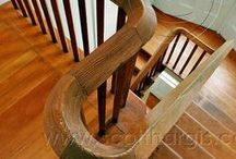 I like this / About wrought iron and wood manufactured