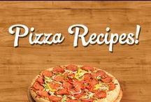 Pizza Recipes! / We love sharing some of our favorite recipes using our Make-N-Bake Pizza Paks! Do you have a family favorite pizza recipe? Send it. If we use your recipe, we'll send you a free Bake-N-Make Cookie Kit!
