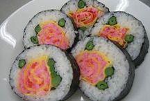 Sushi / Sushi - Sushi art - Sushi recepten