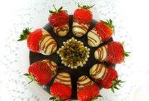 Aardbeien / Alles met aardbeien