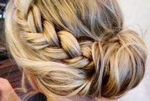 Haarstijlen / Verschillende mooie haarstijlen en tutorials