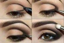 Make-up / Make-up en tutorials