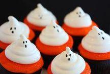 Halloween / Halloween inspiratie en hapjes