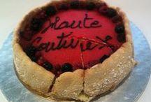 Pâtisseries / Camille expérimente ses créations...