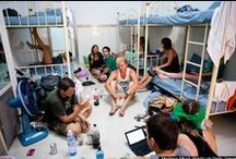 We love hostels! / Awesome hostels around the world!