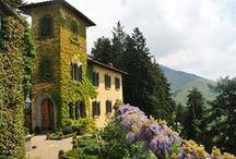 Renaissance / Architects: Palladio, Michelangelo, Inigo Jones, Bernini.  Styles: Baroque, Rococo, Classical Revival, Directoire, Empire,  Tudor
