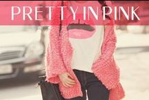 Pretty in Pink / Pink Clothes #pink #fashion #pin #sinetiquetas #look