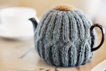 K n i t   and crochet homewares / Knitted homewares