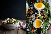 Side Dishes + Salads