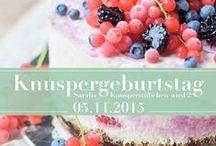 #knuspergeburtstag - Das Knusperstübchen wird 2 Jahre! / Eine tolle Truppe von Bloggern gratuliert dem Knusperstübchen zum zweiten Blog-Geburtstag! **HAPPY BIRTHDAY**