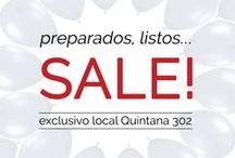SALE / último SALE del año. Aprovechá los descuentos de hasta 4.% off en muebles y objetos. Exclusivo en nuestro local de Quintana 302, esquina Rodríguez Peña.