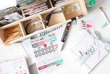 Planificación y papelería