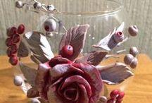 polimer clay / handmade