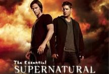 Supernatural / by Shabs