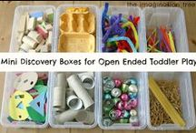 Loose Parts, Discovery, & Inventing