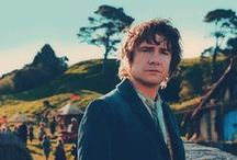 the hobbit / It began in a hole in the ground...