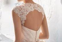 Wedding Dresses Backs