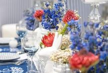 Your Table / Table setting ideas and yummy recipes