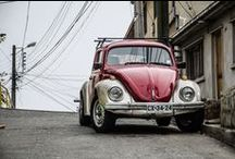 VW Beetle / All about old and new Bettles! / by GMO